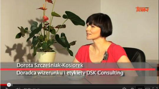 Biżuteria i dodatki savoir-vivre Dorota Szczesniak-Kosiorek