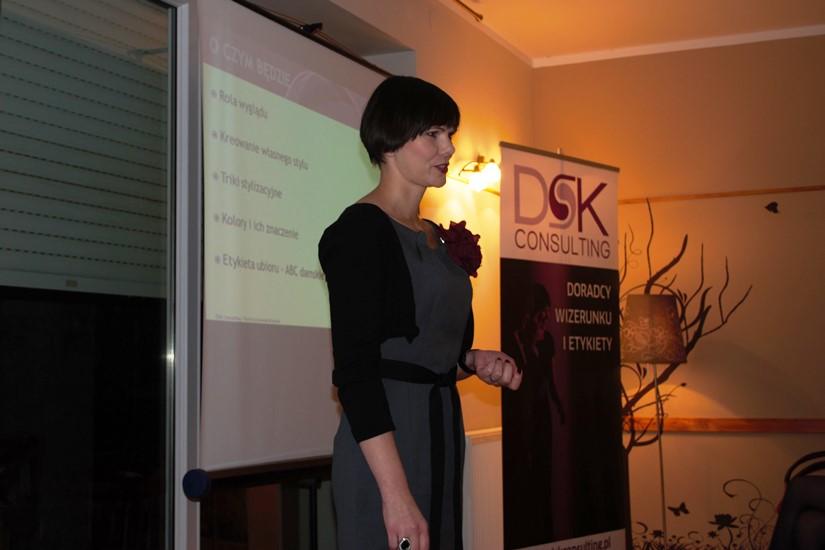 Profesjonalny wizerunek - ekspert wizerunku Dorota Szcześniak-Kosiorek