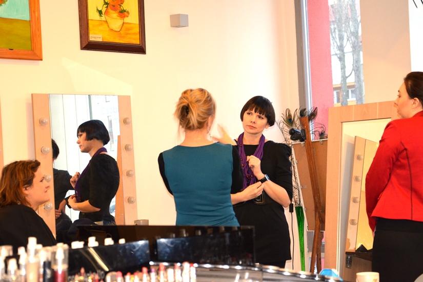 Warsztaty stylu i wizerunku - konsultacje ze stylistką DSK Style